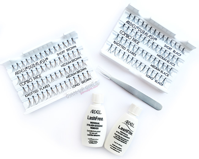 Ardell DuraLash Individual Fake Lashes Starter Kit - Review