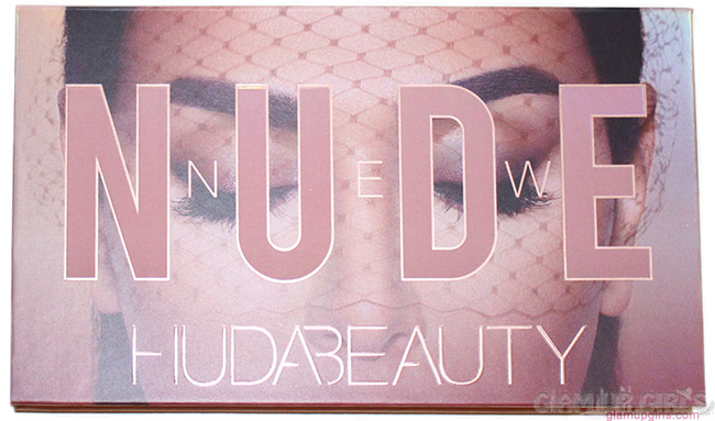 Huda Beauty New Nude Eyeshadow Palette Review
