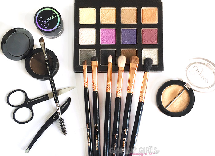 Best Sigma brushes and makeup for eyes
