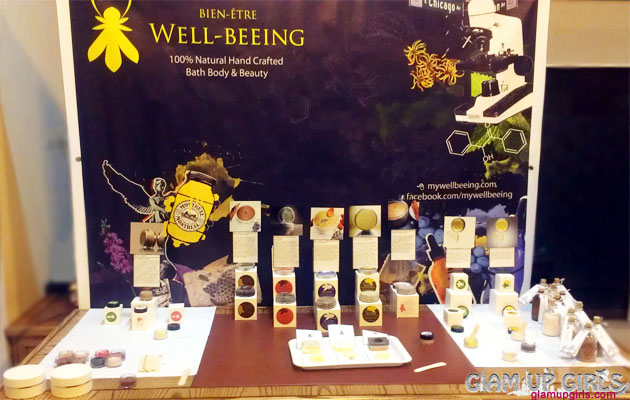 WELL-BEEING Products Introduction and Bloggers Meetup
