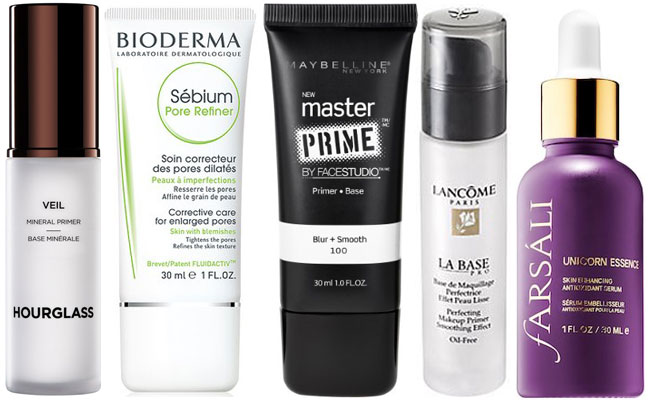 Face Primers for combination skin
