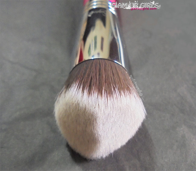 Sigma 3dhd Kabuki Brush - Review